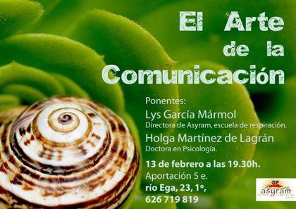 Charla Taller - El Arte de Comunicarte